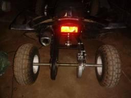 Quadriciclo garelli 49cc