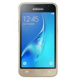 Samsung j1 2016 dourado aceito troca