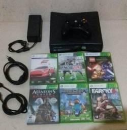 Xbox 360 slin 4gb ( bloqueado )