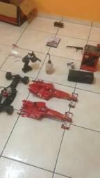 Ferrari motor a gasolina - Modelismo - Rádio Controle