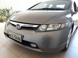 Honda Civic LXS 1.8 ano 2008 - 2008