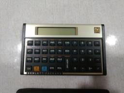 Calculadora Financeira HP 12C + capa original