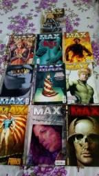 Revista Marvel Max