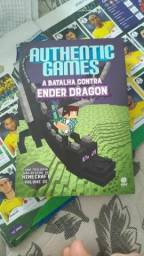 Livro Authentic Games 3