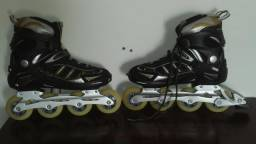 Patins Professional Fila Primo Air Wave - Roller 84mm/83a Abec7