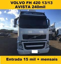 Volvo fh 420 2013 - 2013