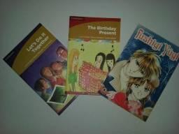 Livros em Inglês e Mangá usados