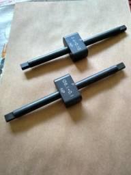 Calibradores tampão liso P NP , Tipo Boca com gravação , Dispositivos de Calibração