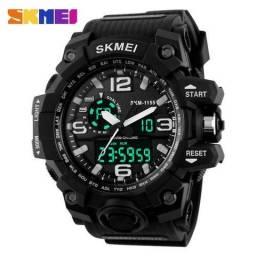 Relógio Analógico/digital Skmei 1155