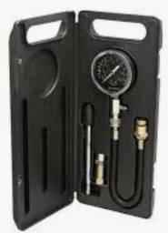 Manômetro de compressão de cilindros