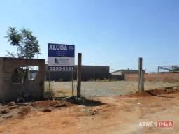 Terreno para alugar, 480 m² por r$ 1.100,00/mês - setor faiçalville - goiânia/go