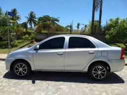 Etios X Sedan 2015 Completo - 2015