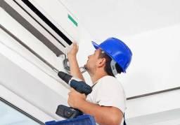 Técnico manutenção - instalação de ar condicionado