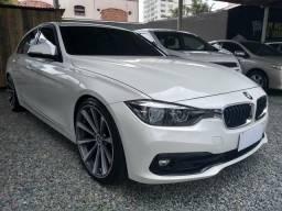 BMW 320i 2.0 turbo Flex ano 2018 - 2018