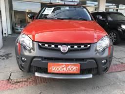 Fiat strada adv dualogic 03 portas Flex - 2014