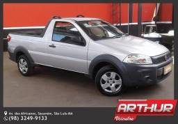 Fiat Strada Hard Work 1.4 Arthur Veiculos - 2018