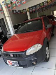 Fiat strada cabine dupla 2014 - 2014