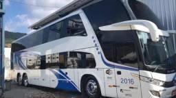 Ônibus Paradiso Dd Scania - 2016