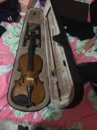 Violino e Escaleira