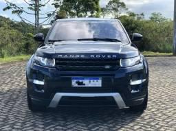 Range Rover Evoque Dynamic 5D - 2014 - Estudo trocas - 2014
