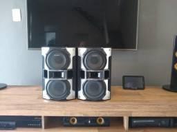 Par de caixas de som da Sony!