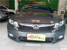 Honda Civic 1.8 lxl 16v flex 4p automático - 2013