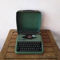 Olivetti Lettera 82 manuscrito Maquina de datilografia antiga