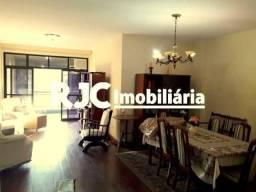 Tijuca Prédio de luxo! 4 qtos com 2 suites, varandão 154m² no iptu para clientes exigentes