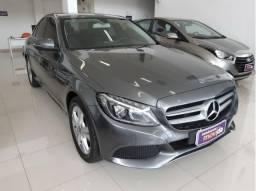 Mercedes-benz C-180 1.6 Turbo-Baixo km Melhor preço!!! - 2017
