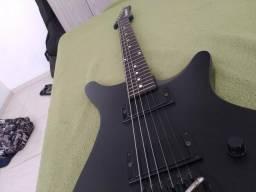 Guitarra + Pedaleira + Capa