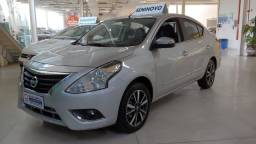 Versa SL aut. R$17000 + Parcelas de R$998