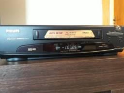 Vídeo Cassete Philips - VR355