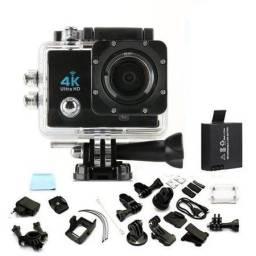 Câmera Action Cam Pro Sport Ultra Full Hd Prova Capacete Pode usar como Webcam
