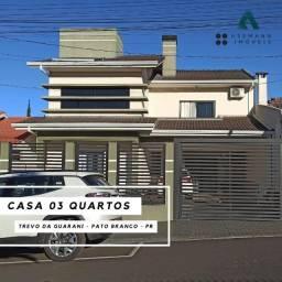 Casa Alto Padrão na região central de Pato Branco - PR