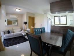 Apartamento Mobiliado 3 Dorm, Elevador e 2 Vagas no Centro