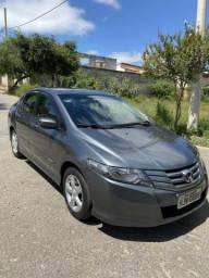 Vendo ou troco Honda city 2012 automático - 2012