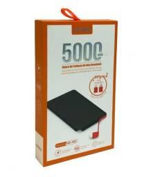 Power Bank Kaidi 5.000 Mah Slim Kd-952 Original Celular