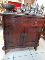 Balcão aparador madeira maciça