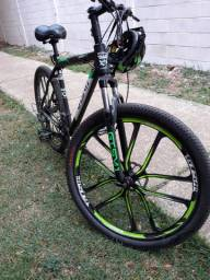 Bicicleta GTS.