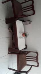 Conjunto cadeiras