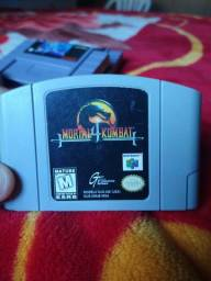 Mortal Kombat4 Nintendo 64