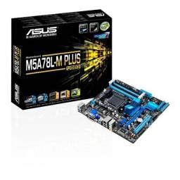 Kit M5a78l-m Plus/usb3 + 10gb De Ram + Atlhon Ll X2 245