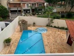 Casa com 5 dormitórios à venda, 494 m² por R$ 1.650.000,00 - Parque Nova Campinas - Campin