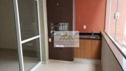Apartamento com 2 dormitórios para alugar, 88 m² por R$ 1.500,00/mês - Nova Aliança - Ribe