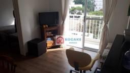 Apartamento com 1 dormitório à venda, 34 m² por R$ 260.000,00 - Jardim Oswaldo Cruz - São