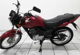 Honda cg fan 150 ano 2013