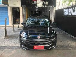 FIAT TORO FREEDOM 2018 PRETA COMPLETA 5 GNV NOVA !!!!