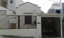 Terreno à venda, 232 m² por R$ 600.000,00 - Vila São Geraldo - São Paulo/SP