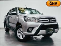 Toyota Hilux 2.7 sr 4x2 cd 16v flex 4p manual