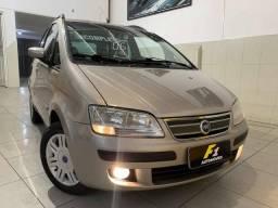 FIAT IDEA 2005/2006 1.8 MPI HLX 8V FLEX 4P MANUAL